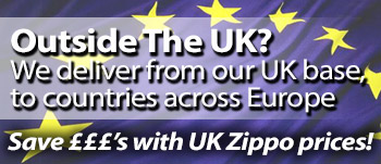 We Deliver Zippo Lighters Across Europe - The Lighter Shop