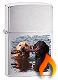 Animal Themed Zippo Lighters