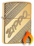 Brass Zippo Lighters