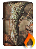 Camouflage Zippo Lighters