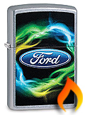 Car Themed Zippo Lighters