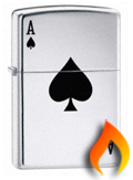 Casino Themed Zippo Lighters