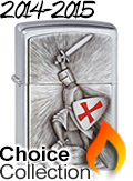 2014-2015 Zippo Choice Collection