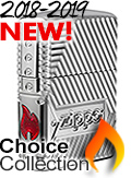 2018-2019 Zippo Choice Collection
