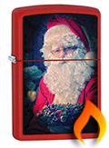 Christmas Zippo Lighters