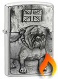 Emblem Zippo Lighters