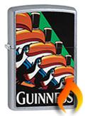 Guinness Zippo Lighters