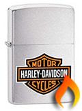 Harley Davidson Zippo Lighters