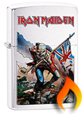 Iron Maiden Zippo Lighters