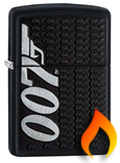 James Bond 007 Zippo Lighters