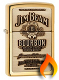 Jim Beam Zippo Lighters
