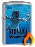 Music Themed Zippo Lighters