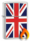 UK & Ireland Themed Zippos