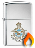 UK Military Zippo Lighters