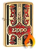 Lighters Featuring Zippo Logo