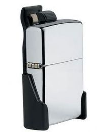 Black Z-Clip for Zippo Lighter
