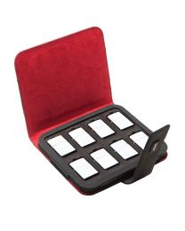 Zippo Collectors Case (Holds 8 Zippo Lighters)