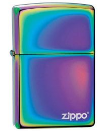 Spectrum Zippo Lighter with Logo 151ZL