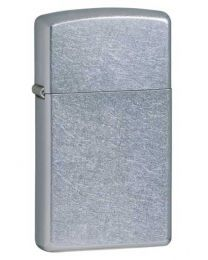 Slim Street Chrome Zippo Lighter 1607