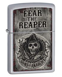 Sons of Anarchy Zippo Lighter - Fear The Reaper 28502