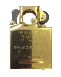 Brass Pipe Lighter Inner Insert for Genuine Zippo Lighter
