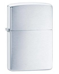 Brushed Chrome Zippo Lighter 200