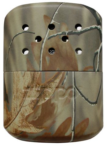 Zippo Handwarmer In Realtree Camouflage Cammo 12 Hours