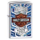 Harley Davidson Zippo Lighter 1903 in Polished Chrome 29159