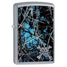 Moon Shine Camo Undertow Zippo Lighter in Street Chrome 29592