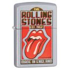 Rolling Stones Made In England Zippo Lighter 29127