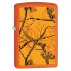 Realtree AP Zippo Lighter in Orange Matte 29130