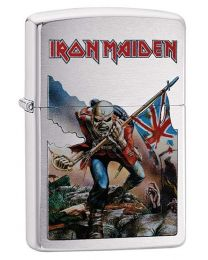 Iron Maiden Zippo Lighter - The Trooper Album Cover 29432