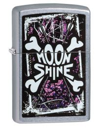 Moon Shine Camo Muddy Girl Zippo Lighter in Street Chrome 29594