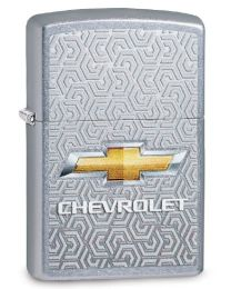 Chevrolet Zippo Lighter in Street Chrome 29745
