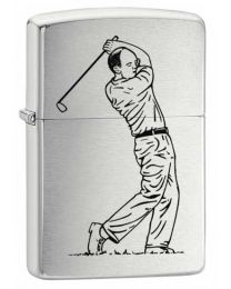 Golf Swing Zippo Lighter 200GLF3