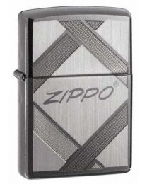 Unparalleled Tradition Black Ice Zippo Lighter