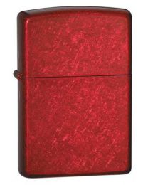 Candy Apple Red Zippo Lighter 21063
