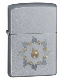 Ring of Fire Zippo Lighter 21192