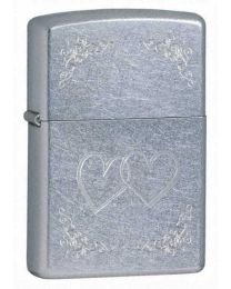 Heart to Heart Zippo Lighter 24016