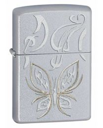 Golden Butterfly Zippo Lighter 24339