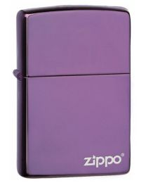 Abyss Zippo Lighter with Logo