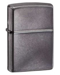 Regular Gray Dusk Zippo Lighter 28378