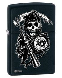 Sons of Anarchy Zippo Lighter - Reaper 28504