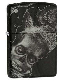 Zombie SOFTOUCH Zippo Lighter 28971