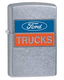 Ford Trucks Zippo Lighter in Street Chrome 29066