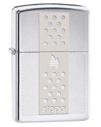 Zippo Chimney Zippo Lighter in Polished Chrome 29242