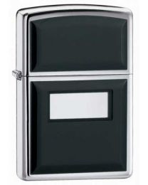 Ultralite Black Zippo Lighter 355