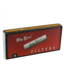 Big Ben Pipe Filters (10 Pack)