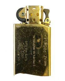 Replacement Brass Insert for SLIM Zippo lighter