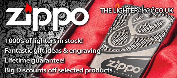Zippo Lighters UK